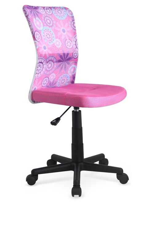 Scaun de birou Dingo roz