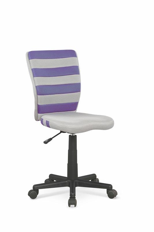Scaun de birou pentru copii Fuego Purple