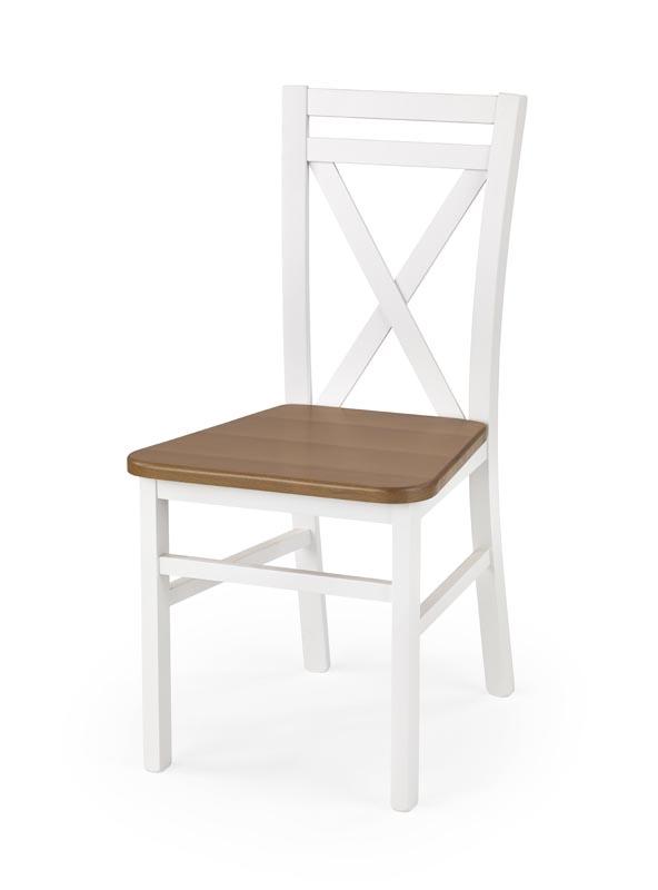 Scaun din lemn de fag Darius White/Alder