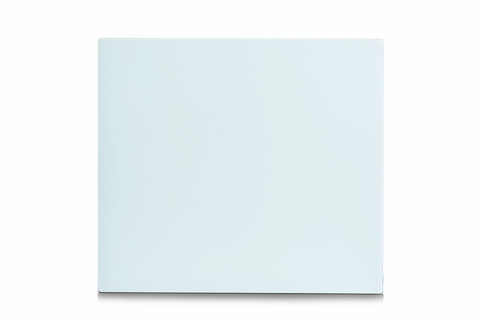 Placa din sticla protectie perete/plita White l56xA50 cm