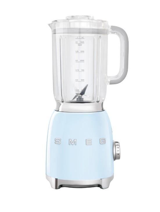 Blender BLF01PBEU Albastru pastel Retro 50 SMEG