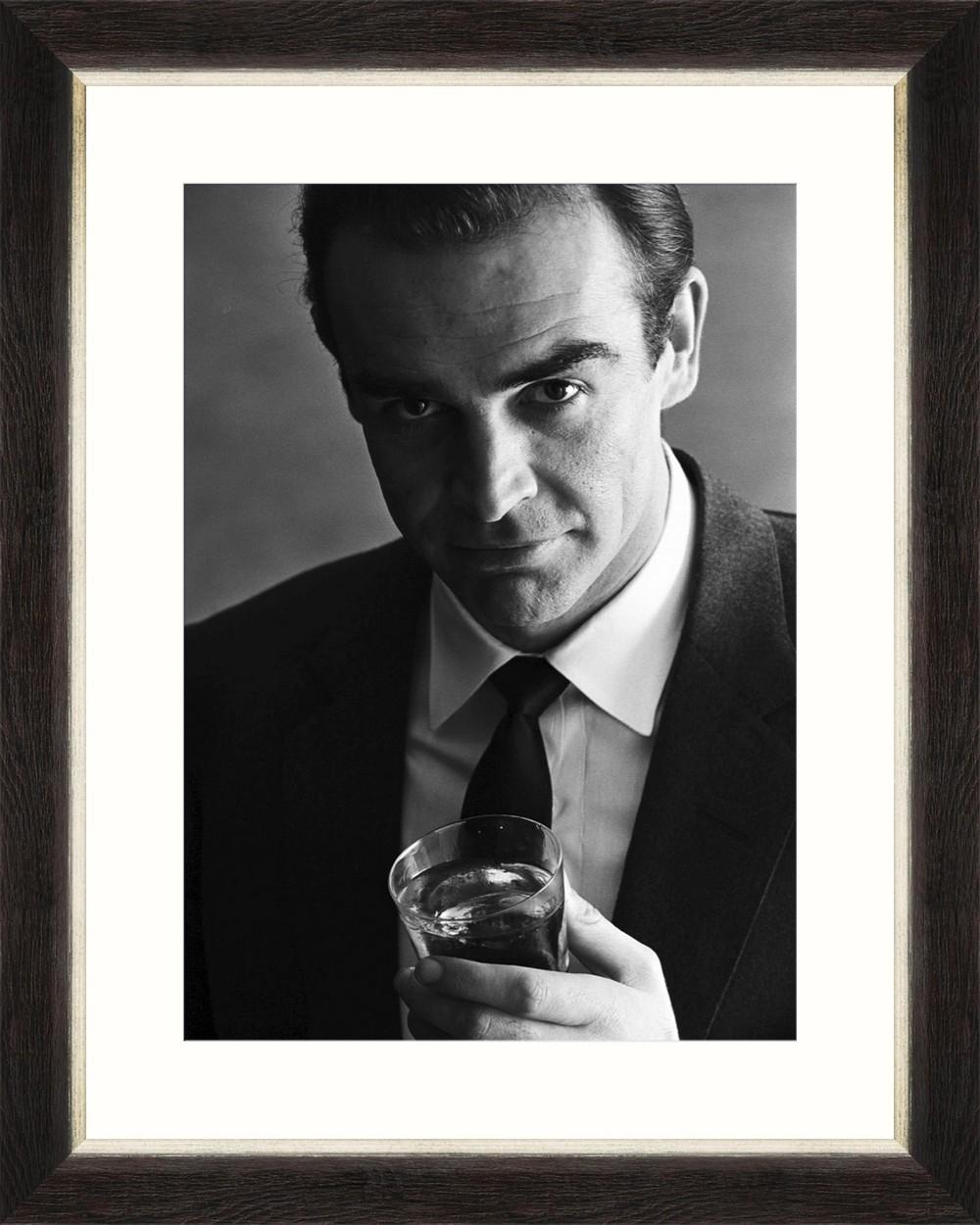 Tablou Framed Art Sean Connery