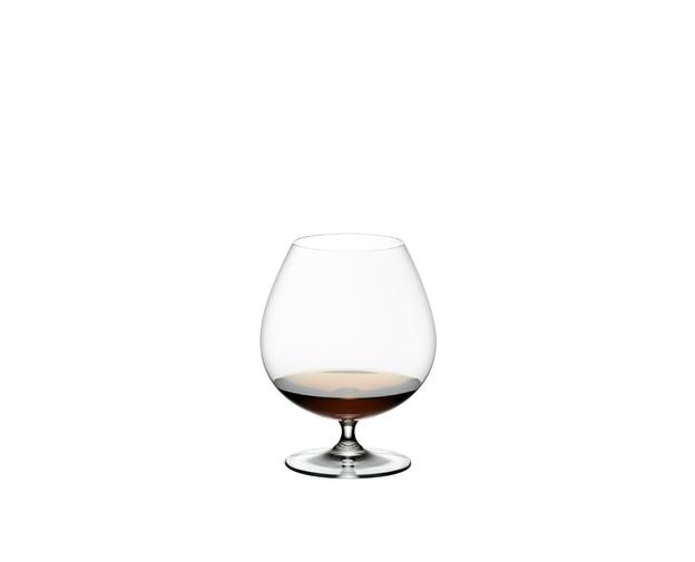 Set 2 pahare pentru cognac, din cristal Vinum Brandy, 885 ml, Riedel poza