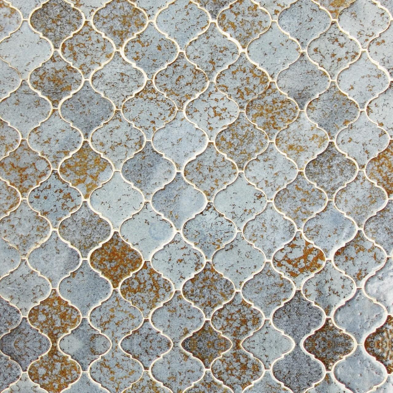Set 3 role Tapet Imprimat Digital Morocco Tiles