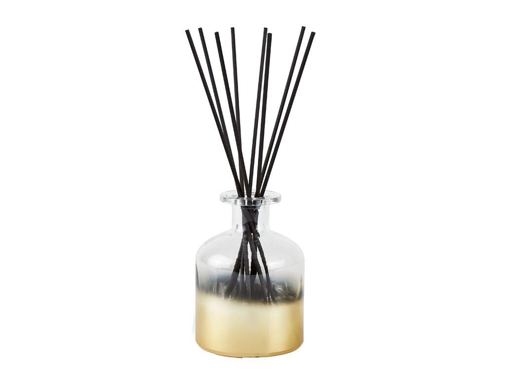 Set aromaterapie cu betisoare 340665 Clear Eucalyptus Mint, 200 ml, Villa Collection