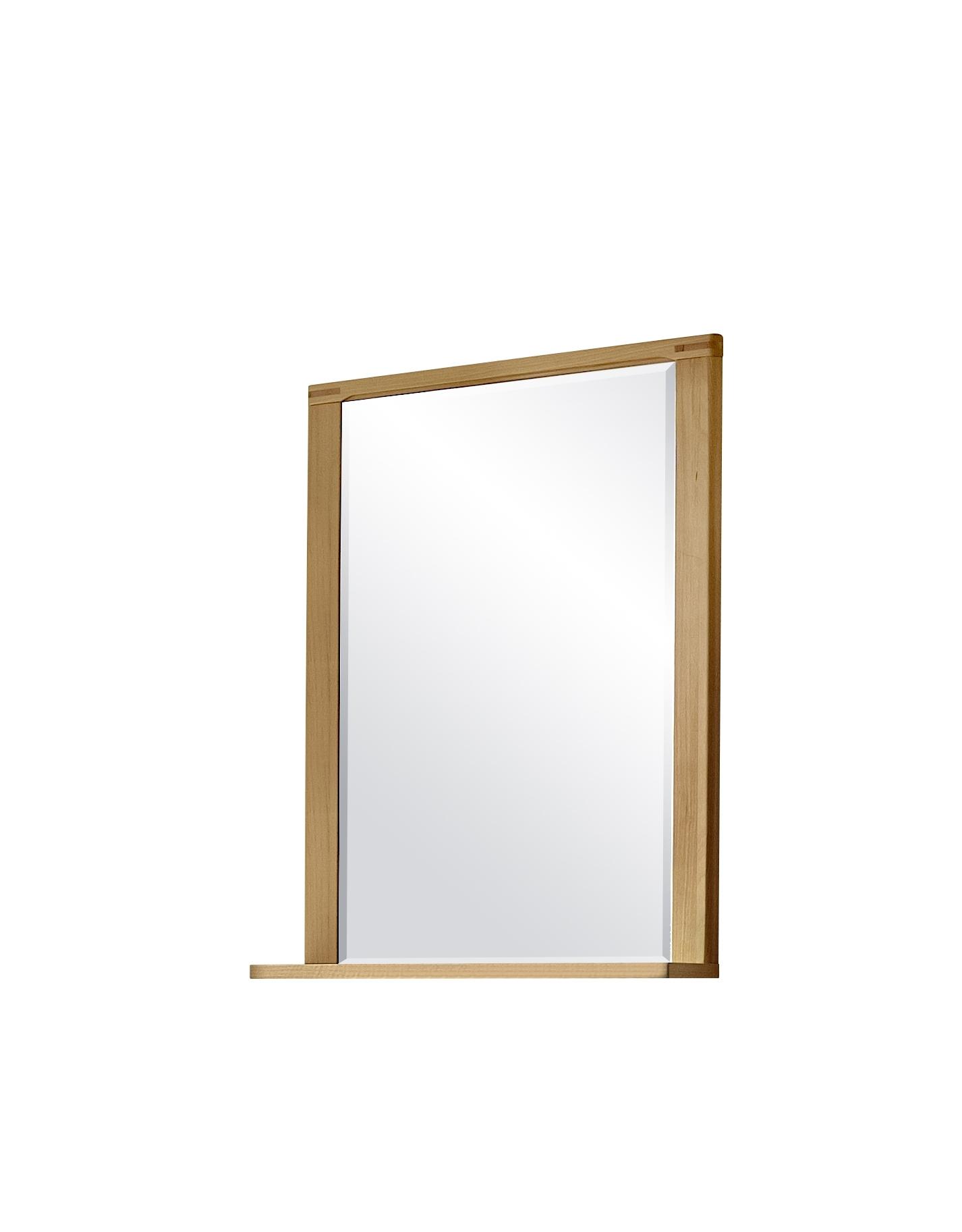 Oglinda din pal, Natur Plus, 74 x 93 cm imagine