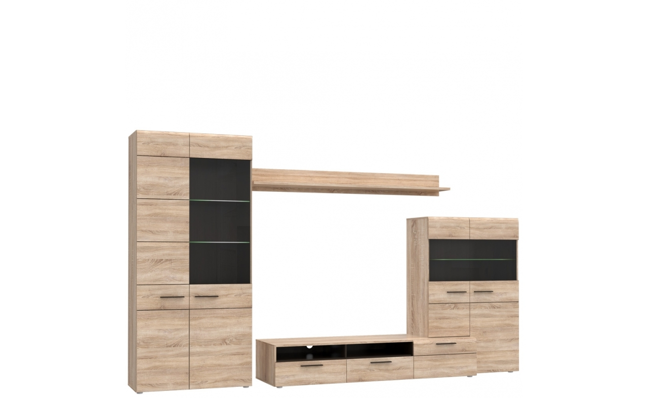 Set de mobila living 4 piese Combo Large