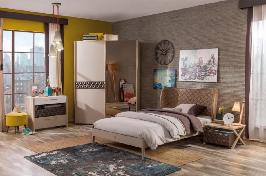 Set Mobila Dormitor Pal Poza