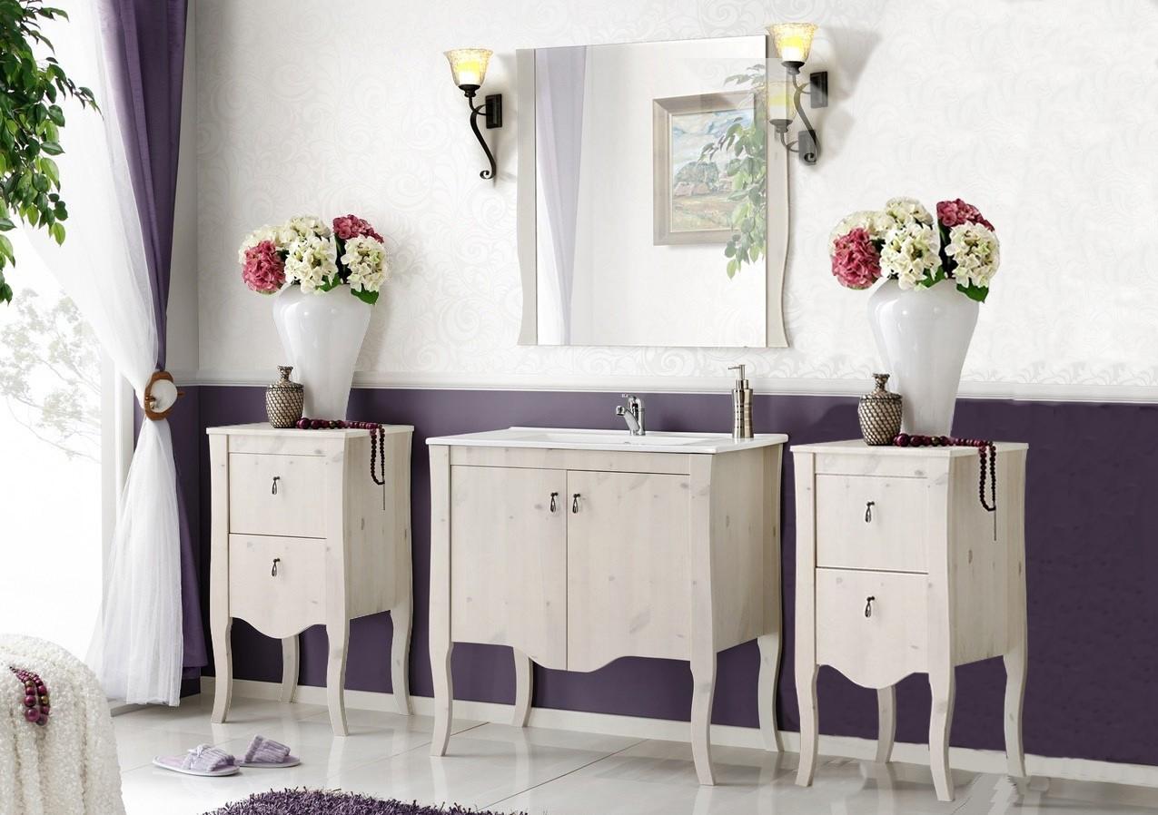 Set Mobilier pentru baie, 5 piese, Elisabeth imagine