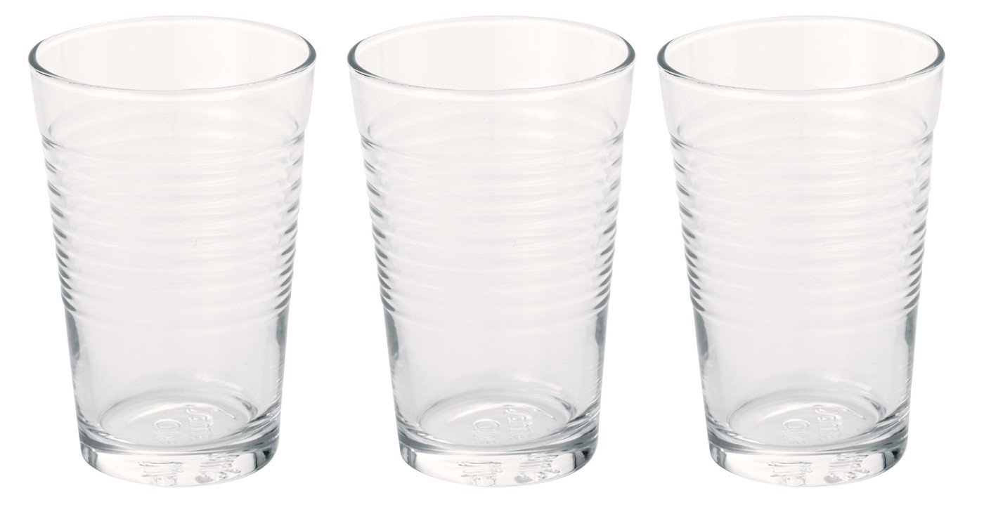 Set pahare Long Drink 350 ml, Jamie Oliver, 3 piese somproduct.ro