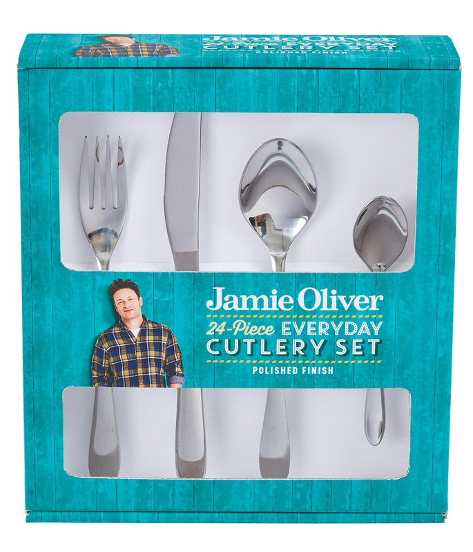 Set tacamuri Everyday Jamie Oliver 24 piese