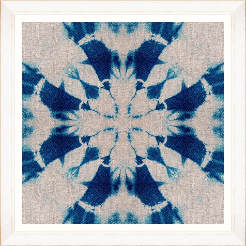 Tablou Framed Art Shibori Pattern I