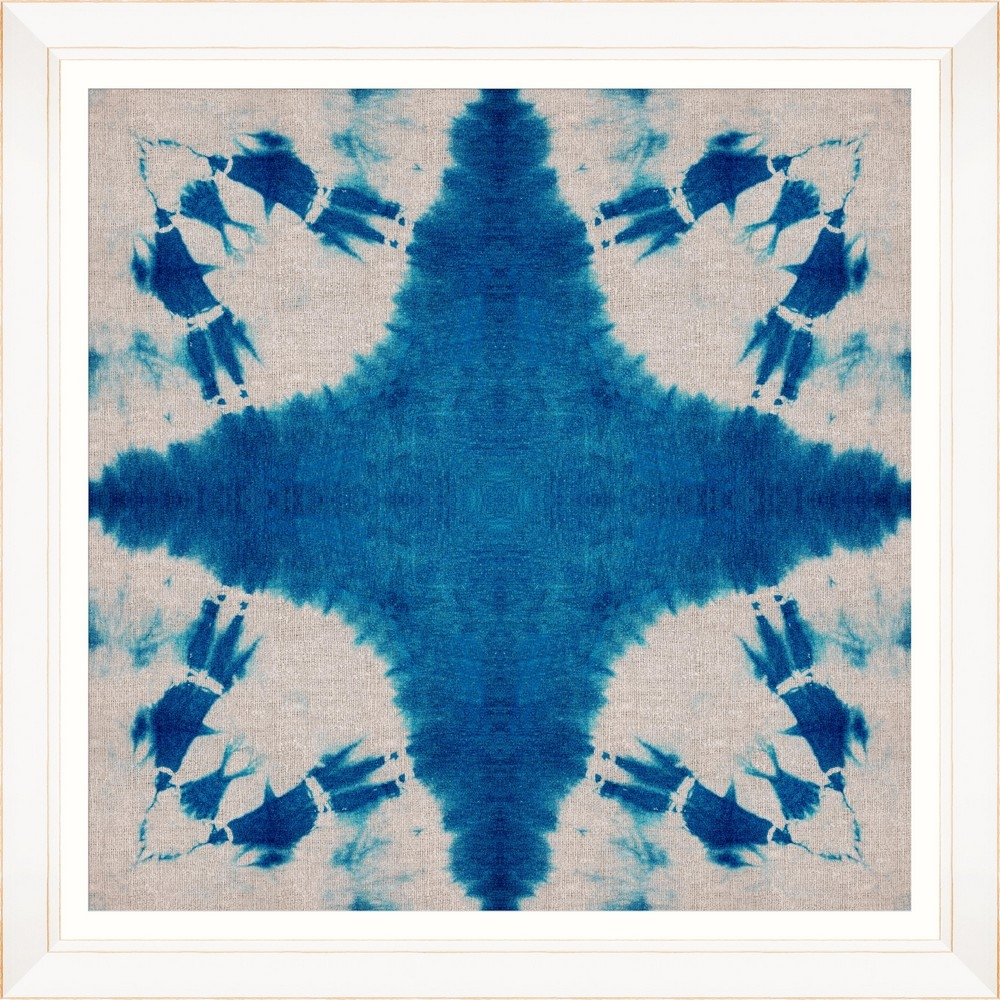 Tablou Framed Art Shibori Pattern III somproduct.ro