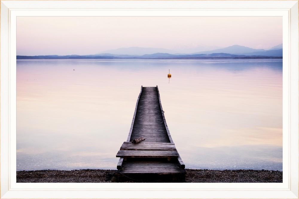 Tablou Framed Art Silence Lake