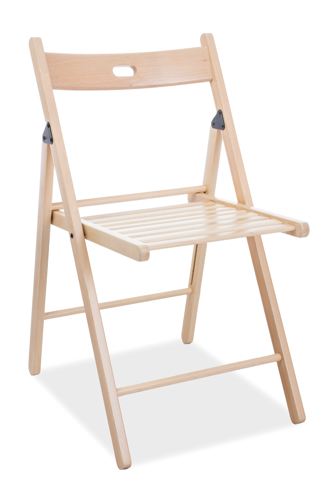 Scaun pliabil din lemn Smart II Natural