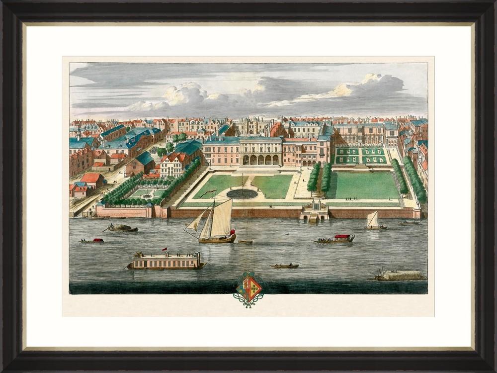 Tablou Framed Art Somerset House imagine