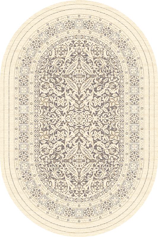 Covor Sonkari Light Cocoa Oval Wilton
