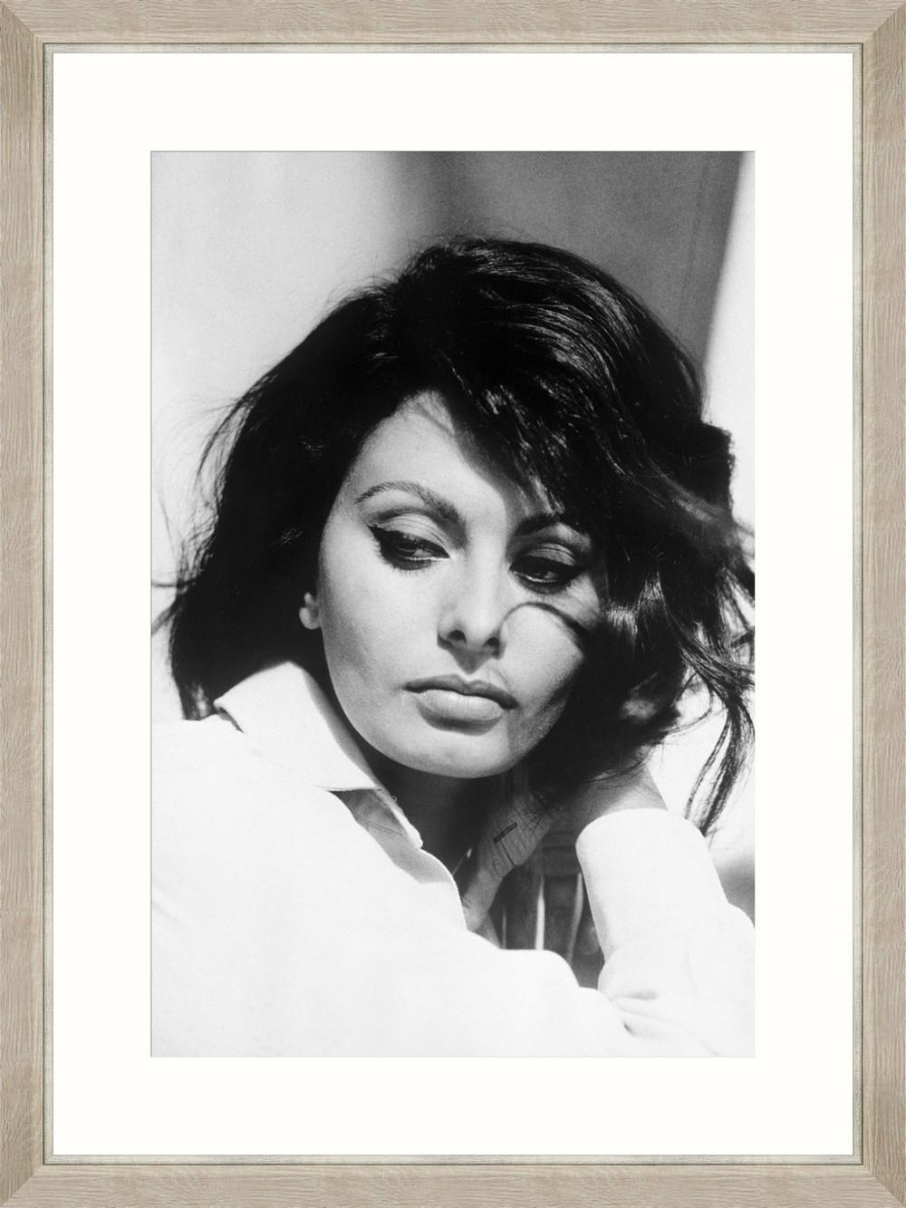 Tablou Framed Art Sophia Loren