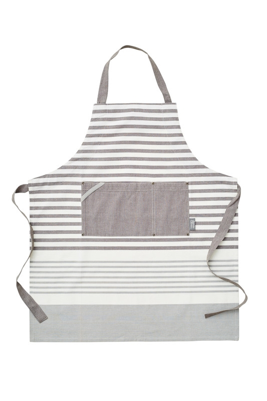 Sort din bumbac Grain House, Classic Grey, Jamie Oliver poza