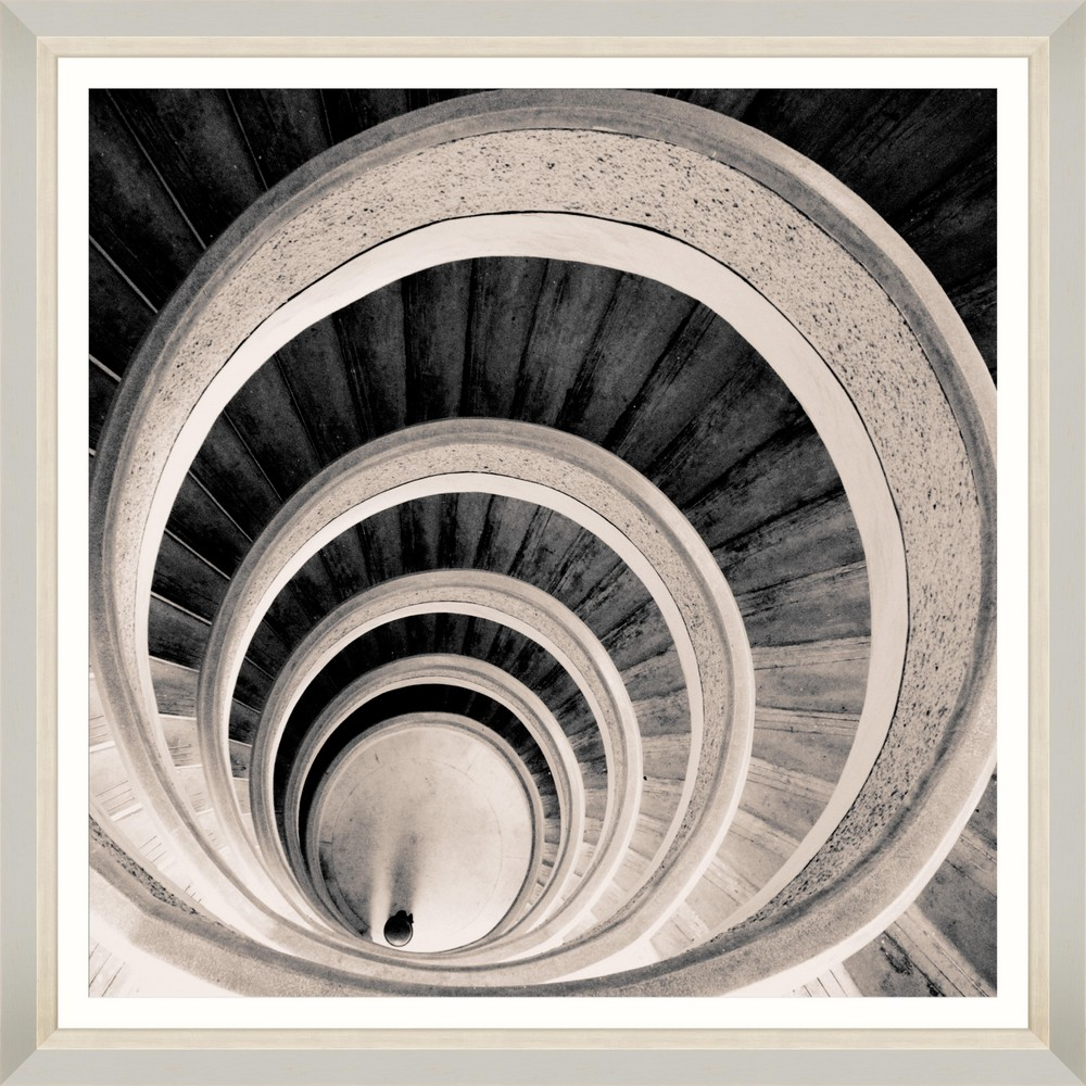 Tablou Framed Art Spiral Staircase II imagine