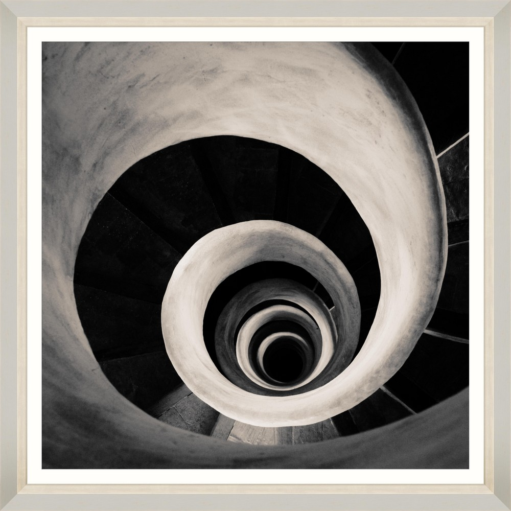 Tablou Framed Art Spiral Staircase III