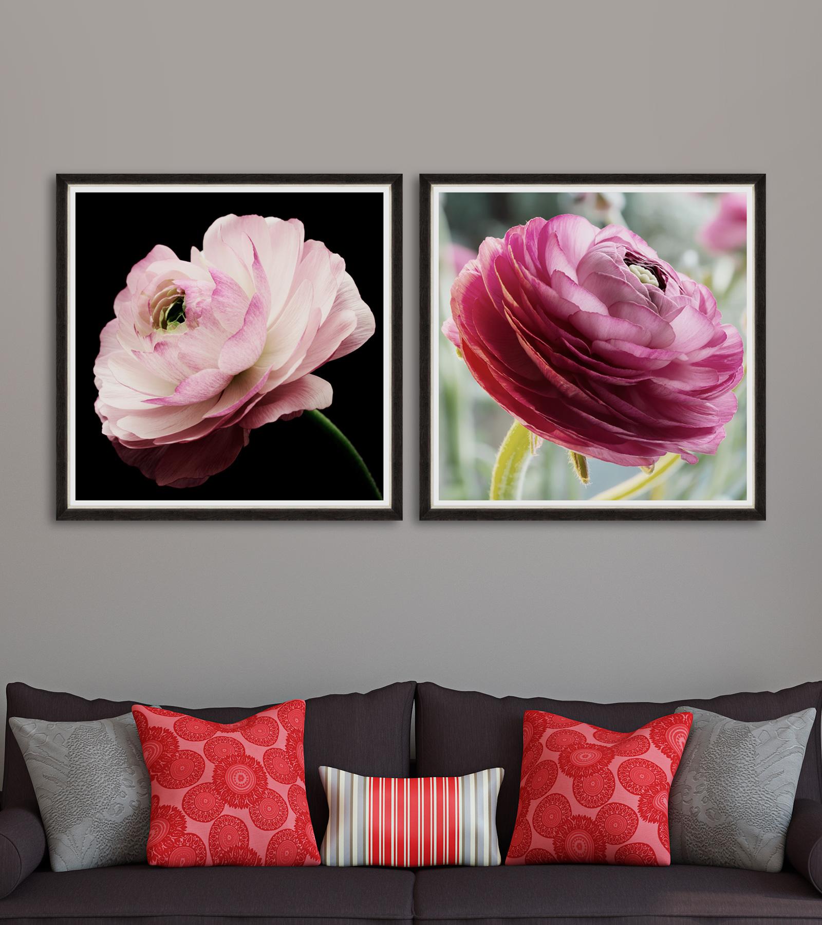 Tablou 2 piese Framed Art Splendid Ranunculus