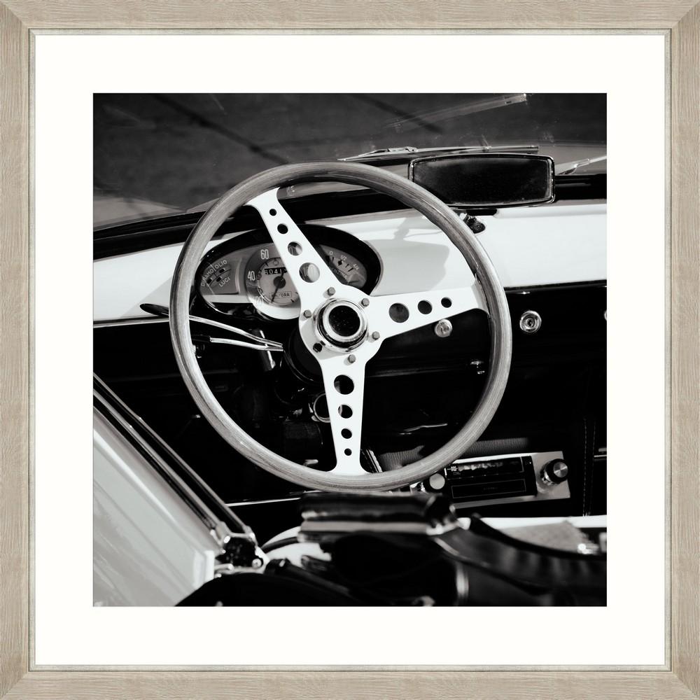 Tablou Framed Art Sport Wheel I