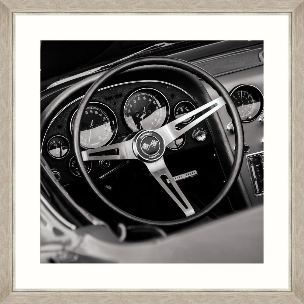 Tablou Framed Art Sport Wheel II imagine