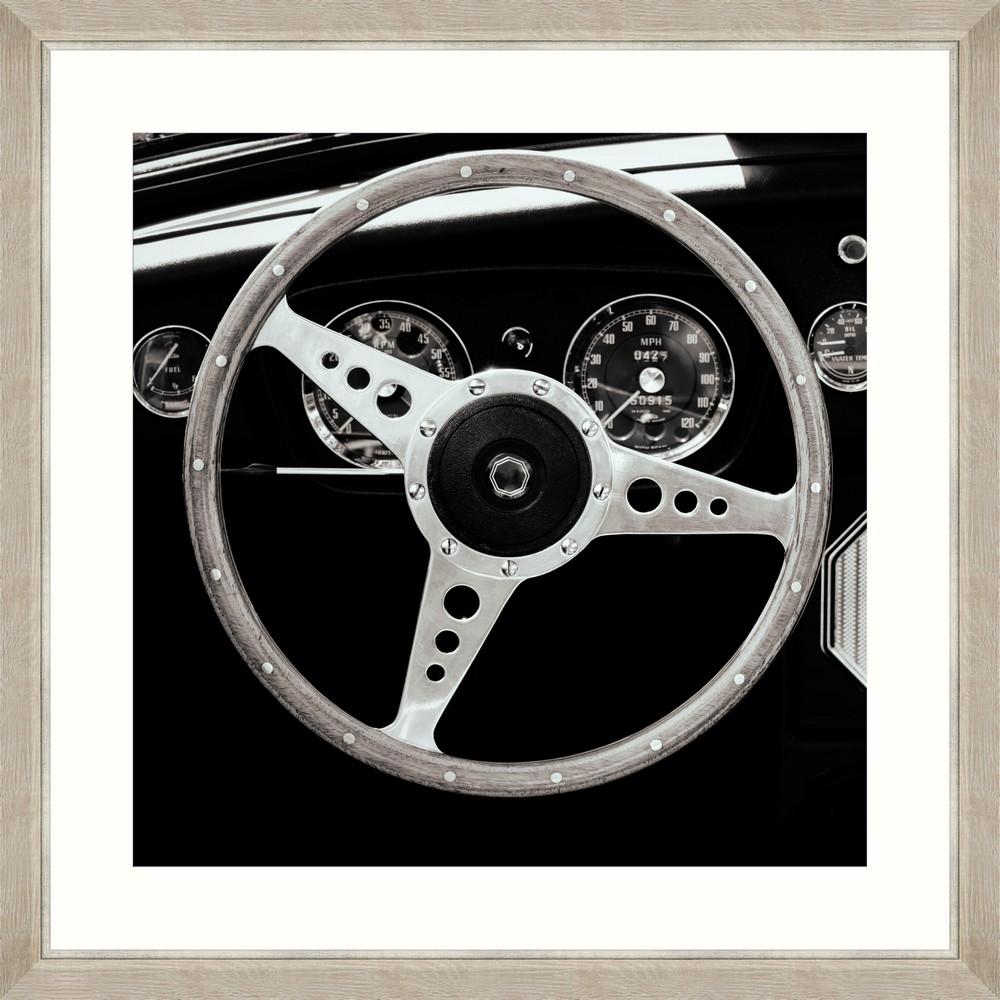 Tablou Framed Art Sport Wheel III