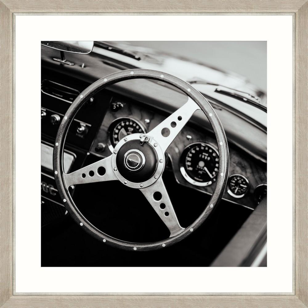 Tablou Framed Art Sport Wheel IV imagine