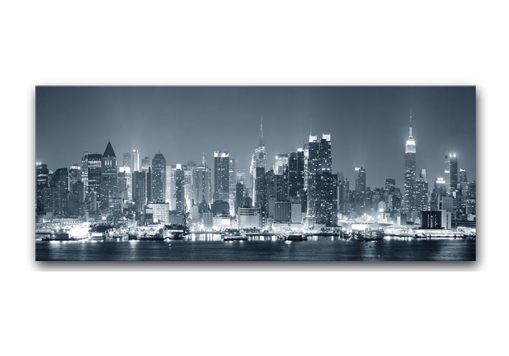 Tablou Canvas City Manhattan 60x150 cm