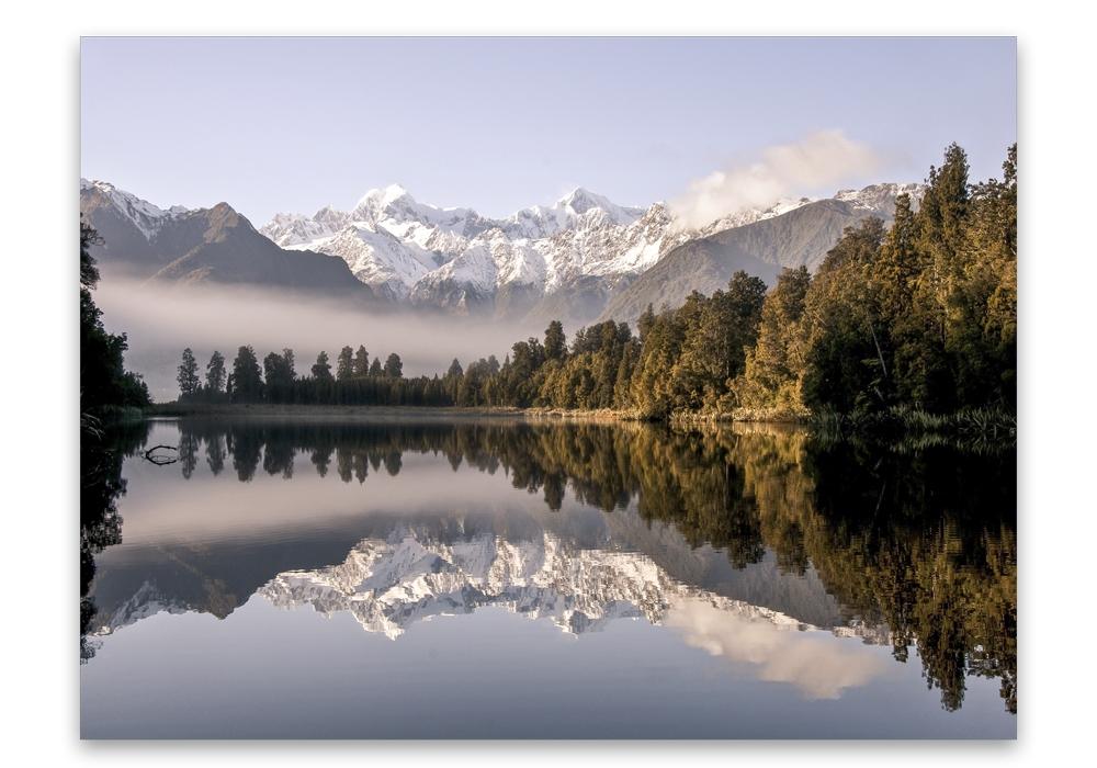 Tablou Canvas Nature New Zealand 85x113 cm