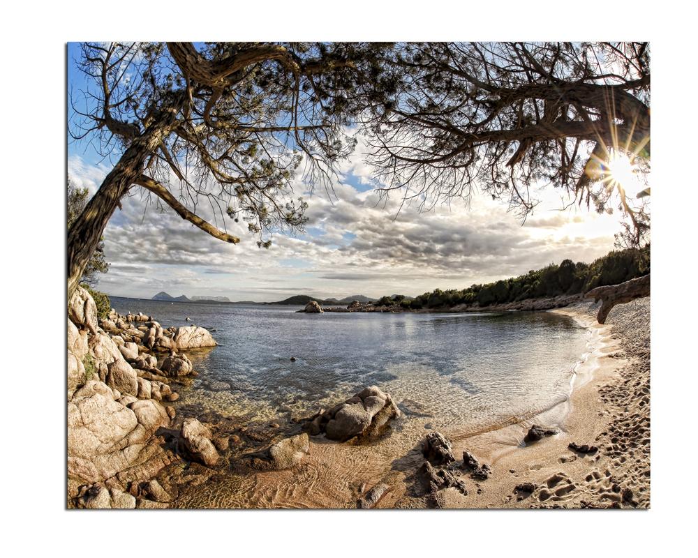 Tablou Canvas Nature Sardinia 85x113 cm