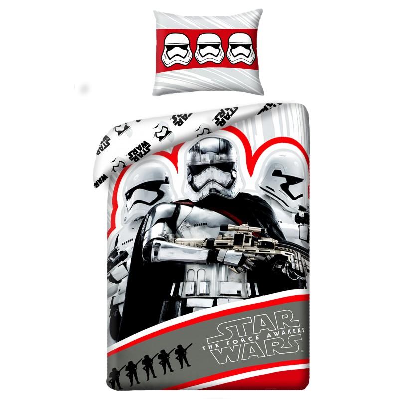 Lenjerie de pat copii Cotton Star Wars STAR569 imagine