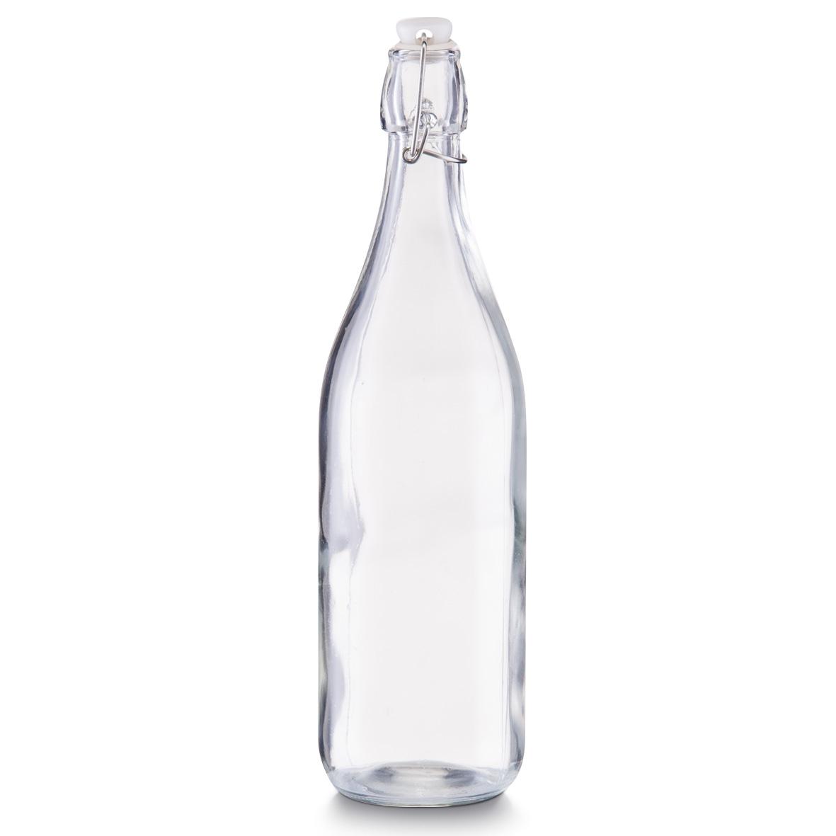Sticla cu inchidere ermetica Regular, 1000 ml, Ø 8,5xH32 cm imagine