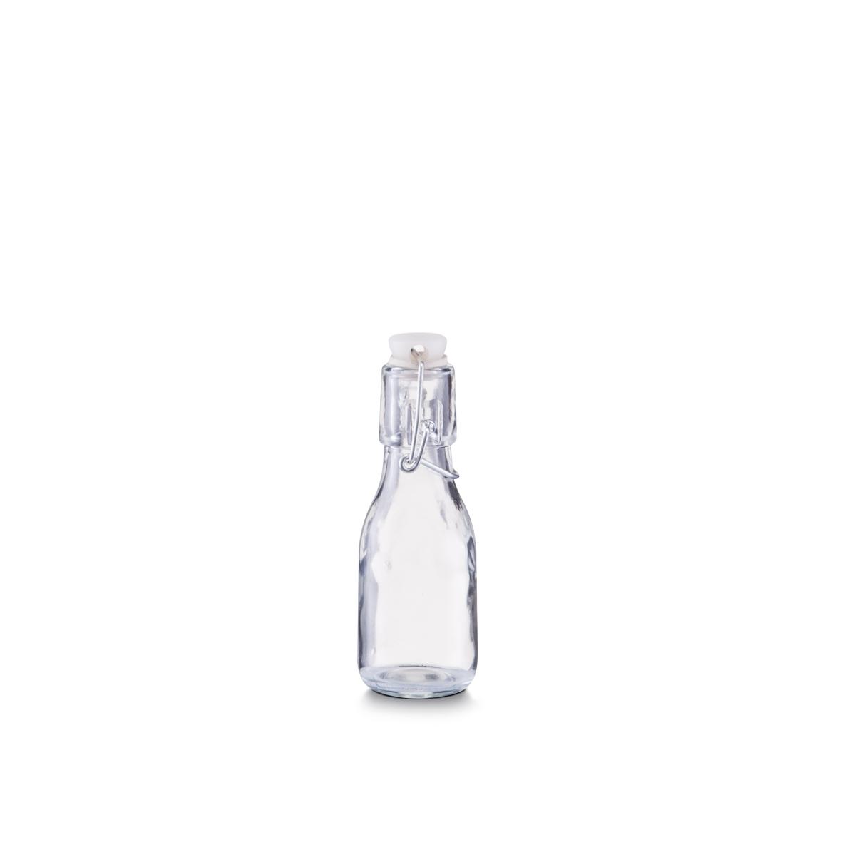 Sticla cu inchidere ermetica Regular, 100 ml, Ø 4,8xH14,5 cm