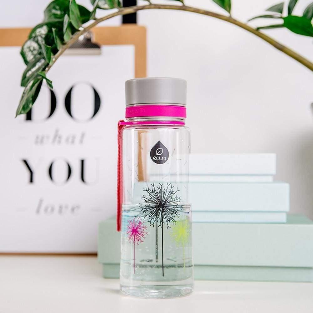 Sticla pentru apa Equa Dandelion- 400 ml somproduct.ro