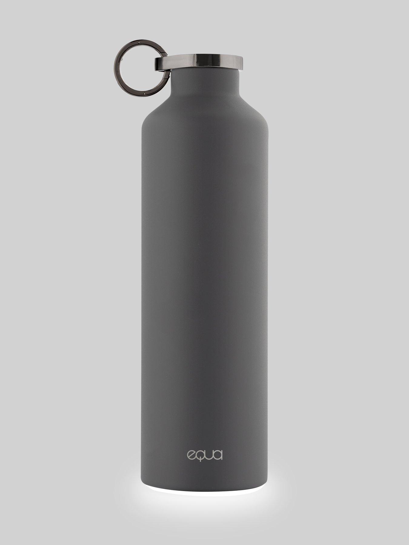 Sticla pentru apa Equa Smart Gri inchis- 680 ml imagine