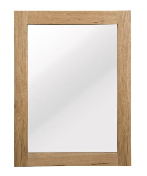 Oglinda din furnir Stockholm