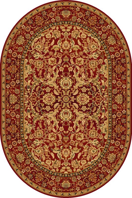 Covor Stolnik Ruby Oval - 2909