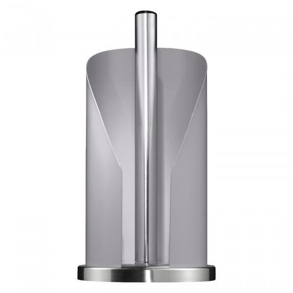 Suport metalic pentru role de bucatarie Paper Holder Gri, Ø15,5xH30 cm poza