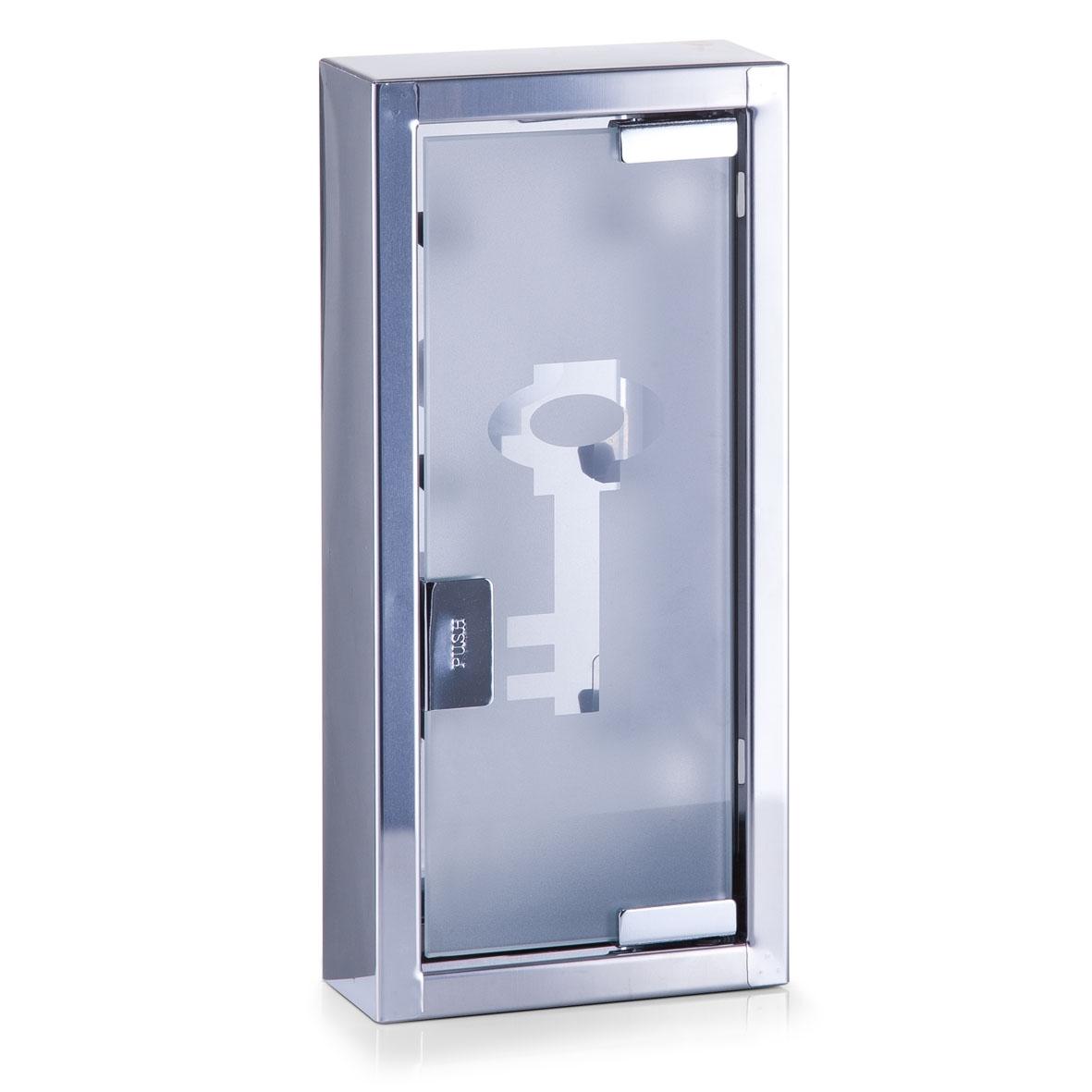 Suport pentru chei Office Otel inoxidabil l14xA6xH30 cm