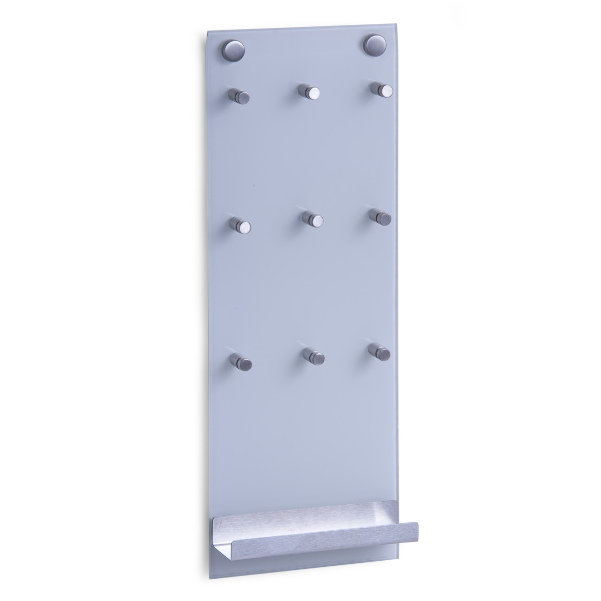 Suport pentru chei, Satin Glass, l15xH40 cm