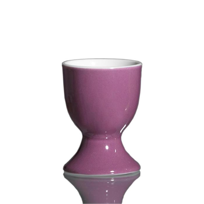 Set suporturi pentru oua Doppio Purple Flirt 6 piese