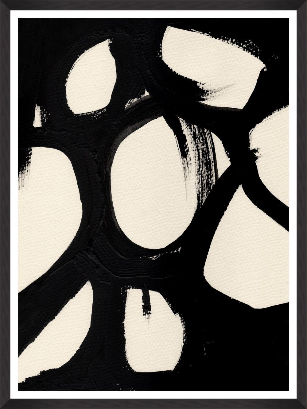 Tablou Framed Art Sweeping Strokes II