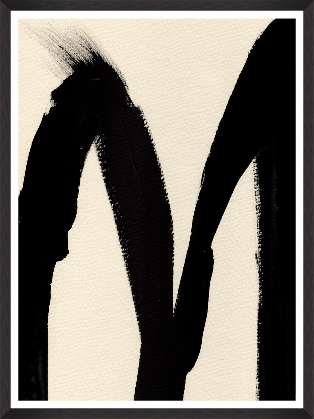Tablou Framed Art Sweeping Strokes IV