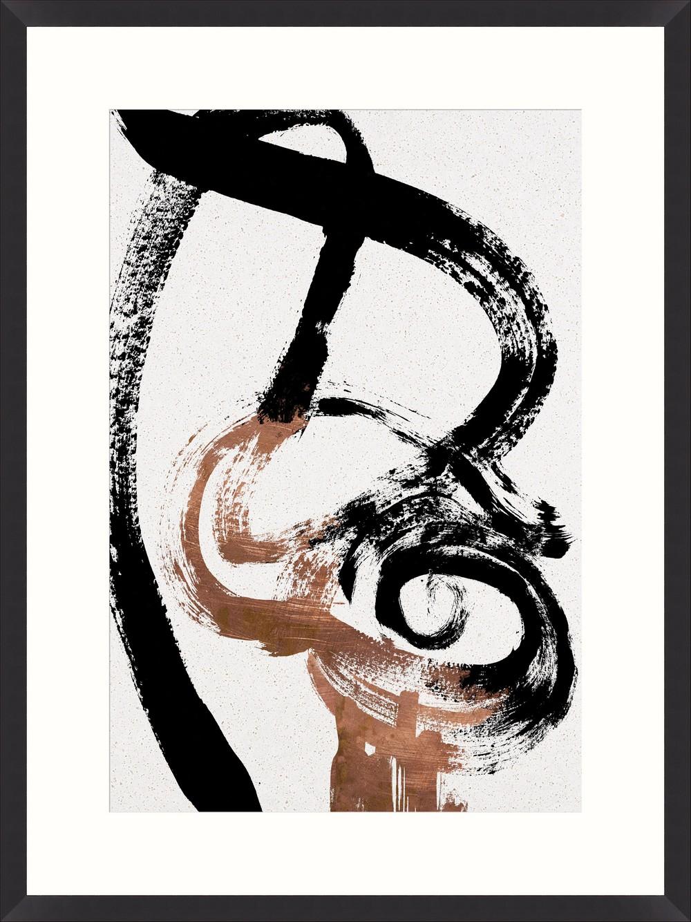Tablou Framed Art Swirls I imagine