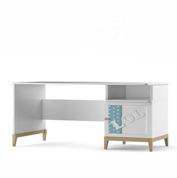Masa de birou din MDF Elle Special, L120xl60xh74 cm