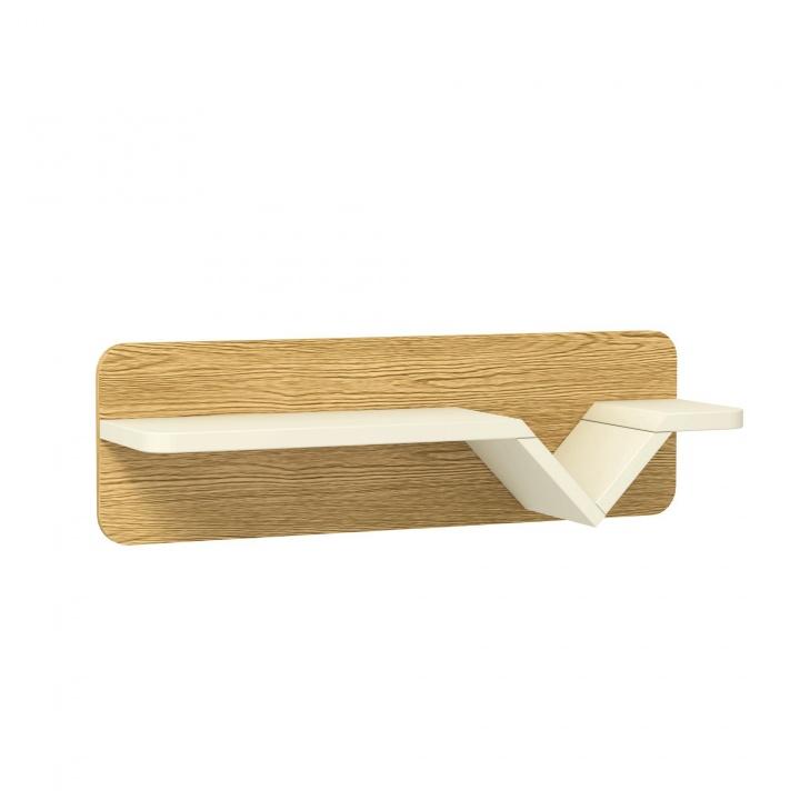 Etajera Frame Oak, L90xl24xh26 cm title=Etajera Frame Oak, L90xl24xh26 cm