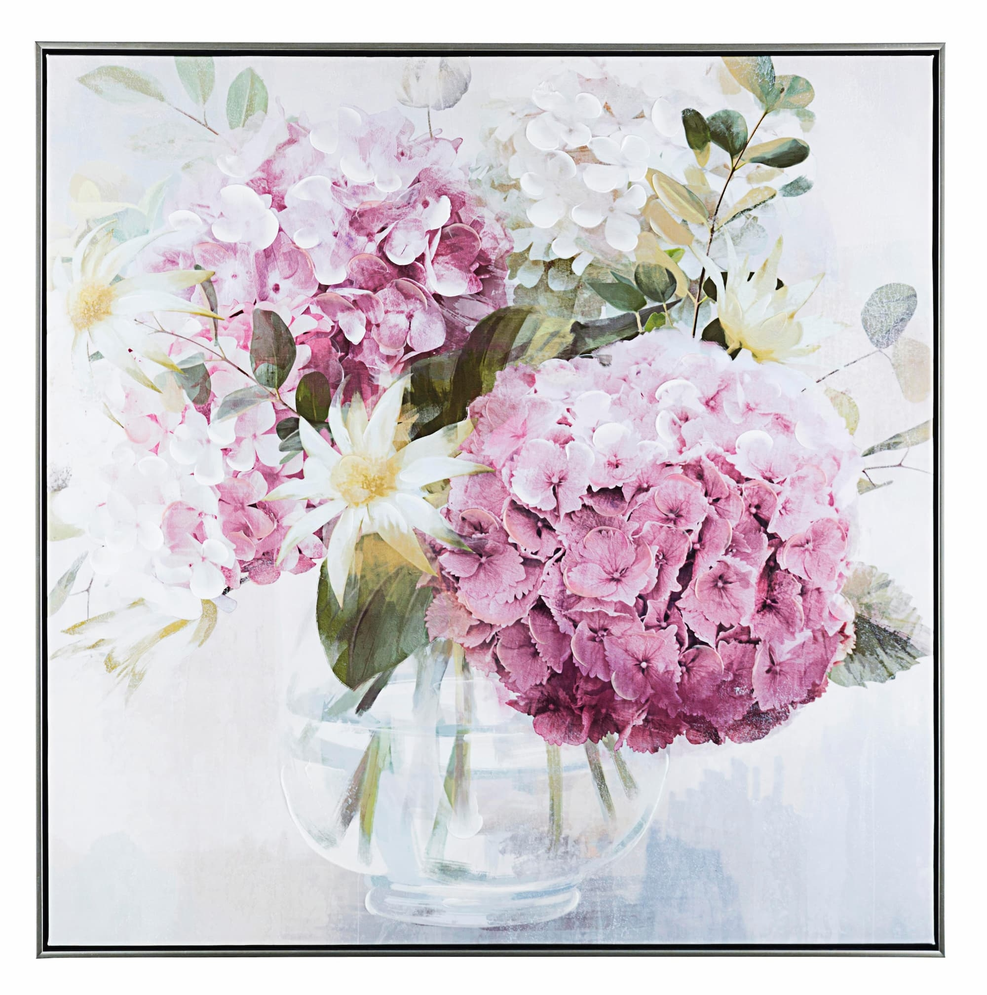 Tablou Canvas Crown P2314-1, 82,5 x 82,5 cm imagine